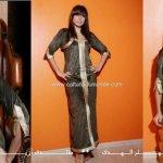 أزياء سهرة مغربية 2009 10