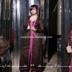 أزياء سهرة مغربية 2009 11