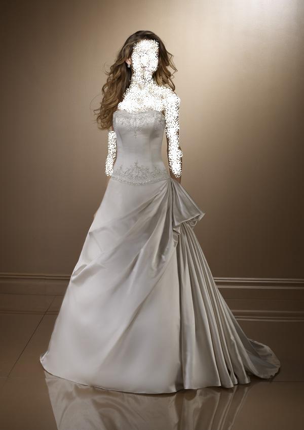 يتبع فساتين أعراس لعروس أزياء