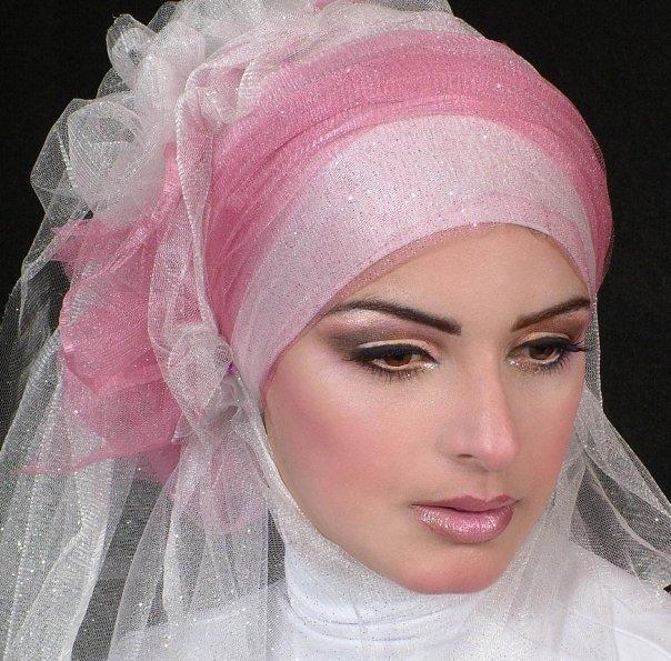 لفات طرح زفاف  لعيون الغاليات 116_94103_1235555824