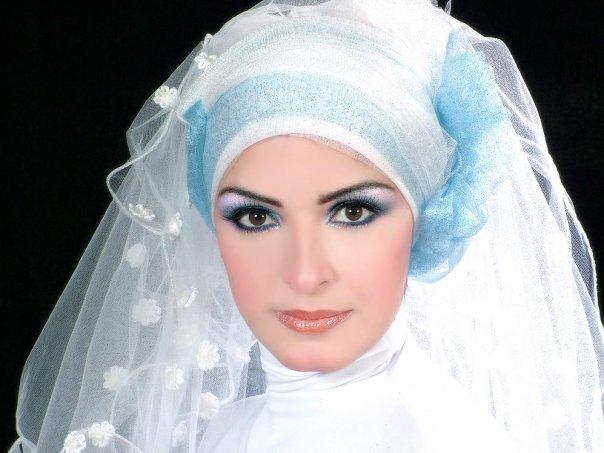 لفات طرح زفاف  لعيون الغاليات 116_94103_1235555834