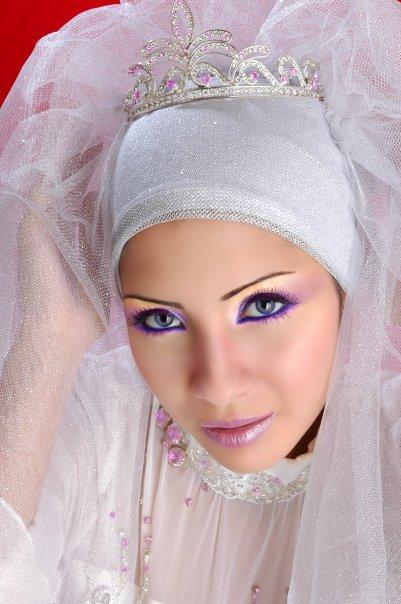 لفات طرح زفاف  لعيون الغاليات 116_94103_1235555864