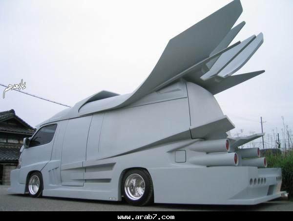 عالم السيارات 2013 اغرب سيارات