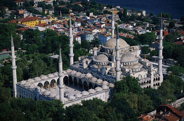 مساجد تركية روعة