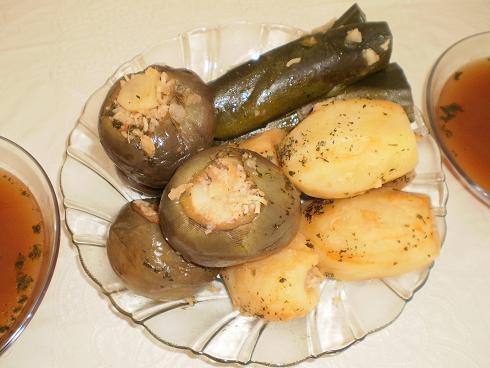محشي البطاطا والكوسا والباذنجان 1730_94103_127246231