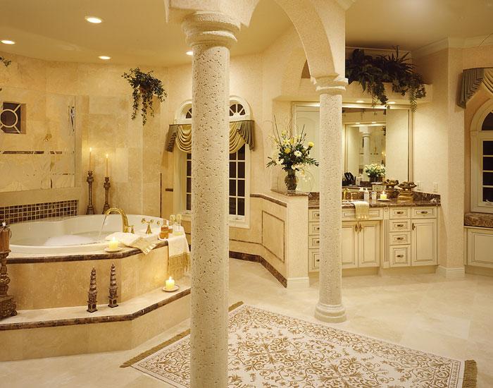 ديكور حمامات عصريه وكلاسيكيه ------------ ------- قيموني إن أعجبكم~مواضيع ذات
