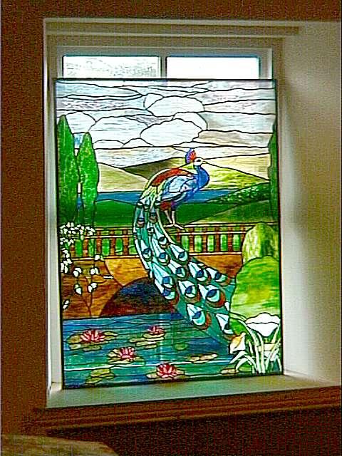 الرسم على الزجاج   1849_46_1163403135