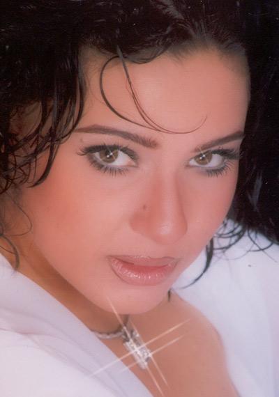 الممثلة الجميلة نورهان