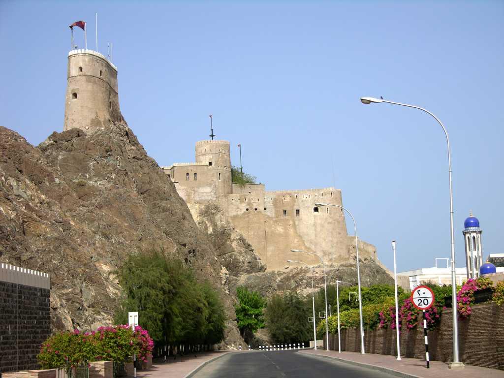 قلعة الميراني Size:74.90 Kb Dim: 1024 x 768