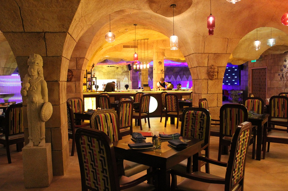 مطاعم الكهف Size:293.00 Kb Dim: 1000 x 666