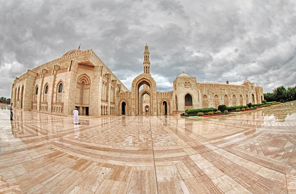 جامع السلطان قابوس الأكبر Size:307.80 Kb Dim: 1000 x 655