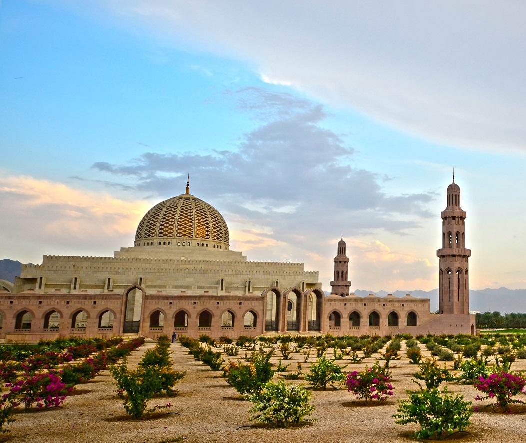 جامع السلطان قابوس الأكبر Size:334.70 Kb Dim: 1053 x 888