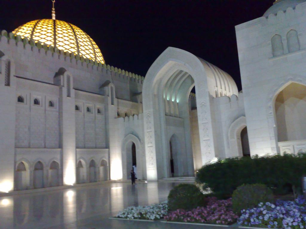 جامع السلطان قابوس الأكبر Size:374.00 Kb Dim: 1024 x 768