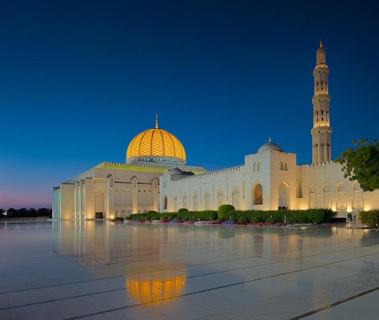 جامع السلطان قابوس الأكبر Size:117.80 Kb Dim: 771 x 651