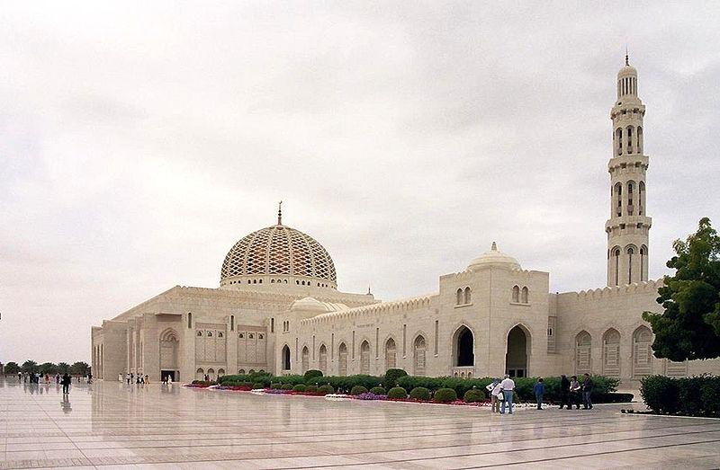 جامع السلطان قابوس الأكبر Size:68.20 Kb Dim: 800 x 523