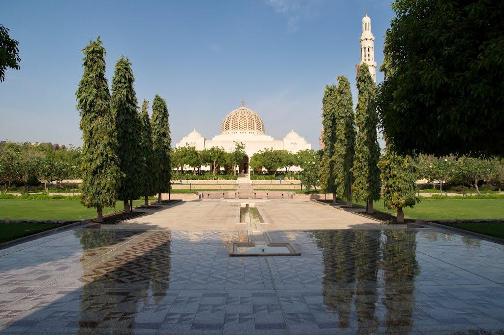 جامع السلطان قابوس الأكبر Size:133.50 Kb Dim: 1024 x 680
