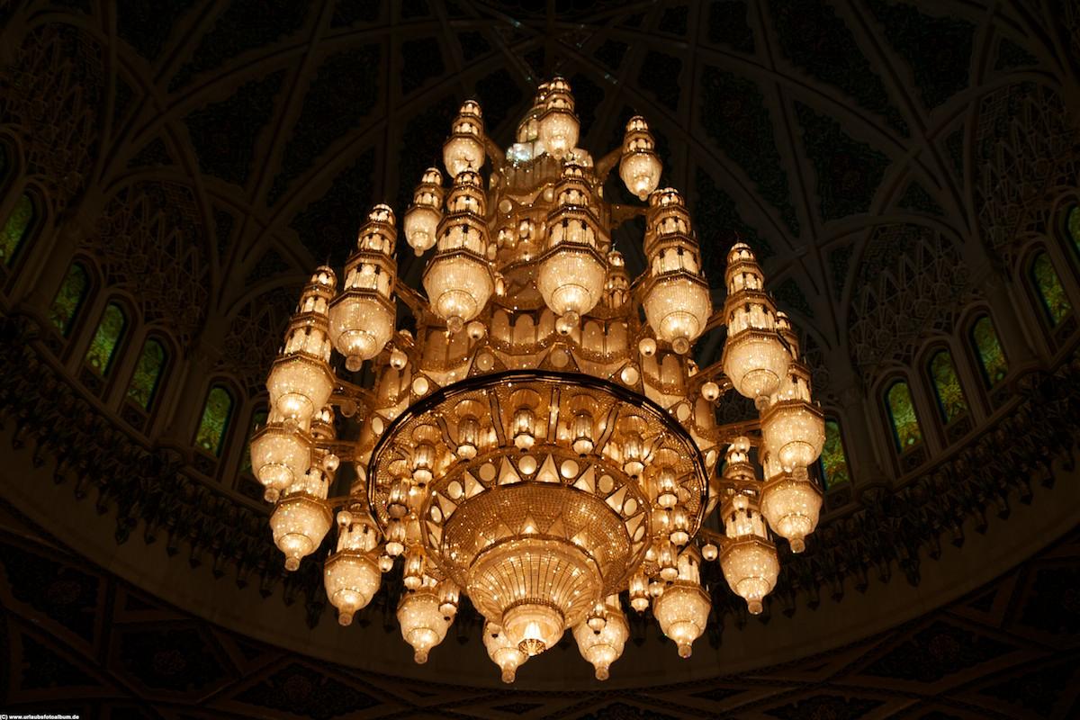 جامع السلطان قابوس الأكبر Size:242.30 Kb Dim: 1200 x 800