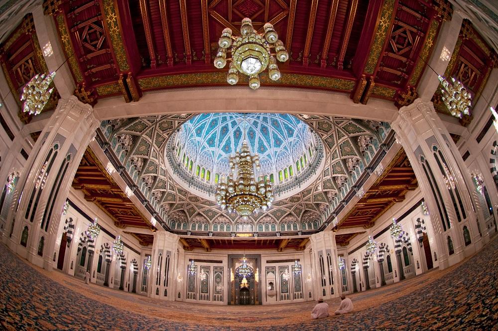 جامع السلطان قابوس الأكبر Size:428.70 Kb Dim: 1000 x 664