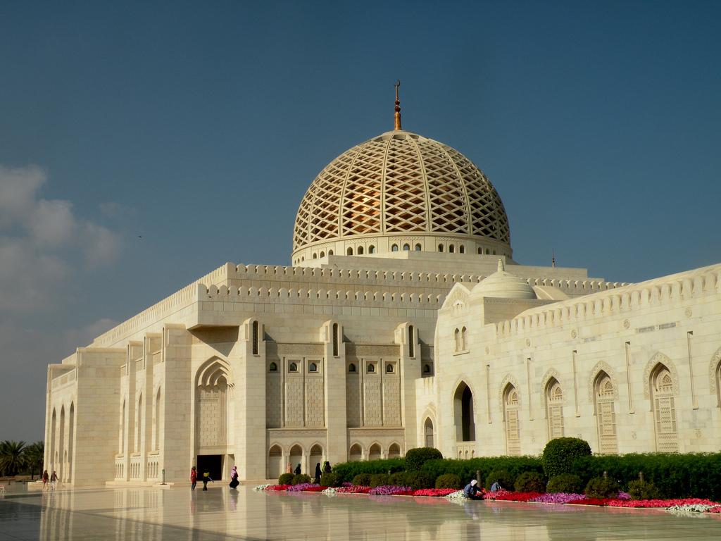 جامع السلطان قابوس الأكبر Size:378.70 Kb Dim: 1024 x 768