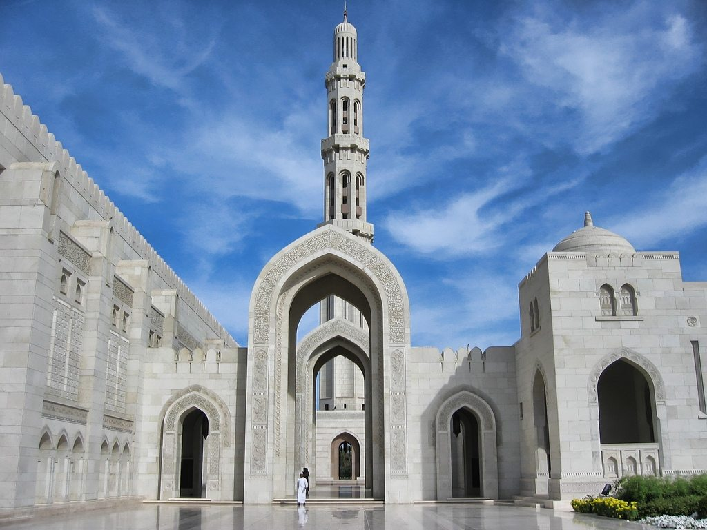 جامع السلطان قابوس الأكبر Size:129.70 Kb Dim: 1024 x 768