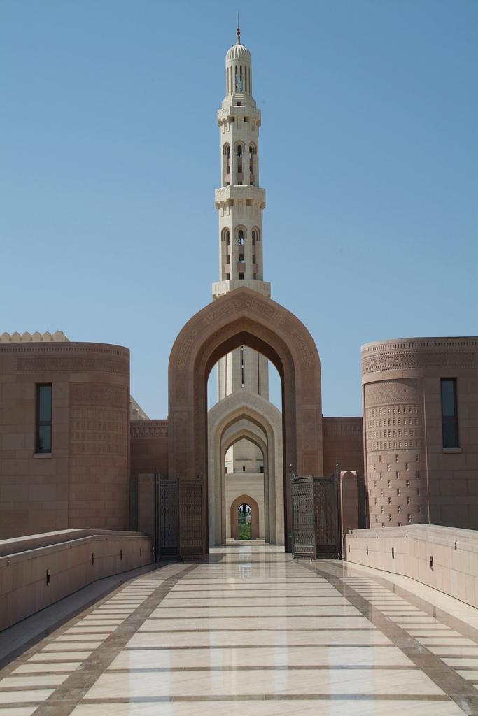 جامع السلطان قابوس الأكبر Size:223.80 Kb Dim: 683 x 1024