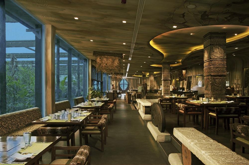مطعم الغابات المطيرة Size:288.80 Kb Dim: 1000 x 664