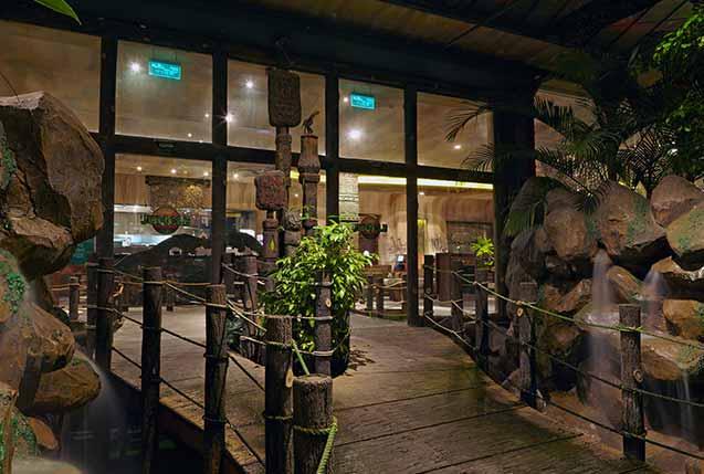 مطعم الغابات المطيرة Size:37.60 Kb Dim: 637 x 429