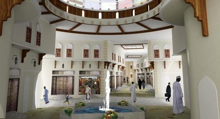 سوق صحار التاريخي Size:87.30 Kb Dim: 714 x 389