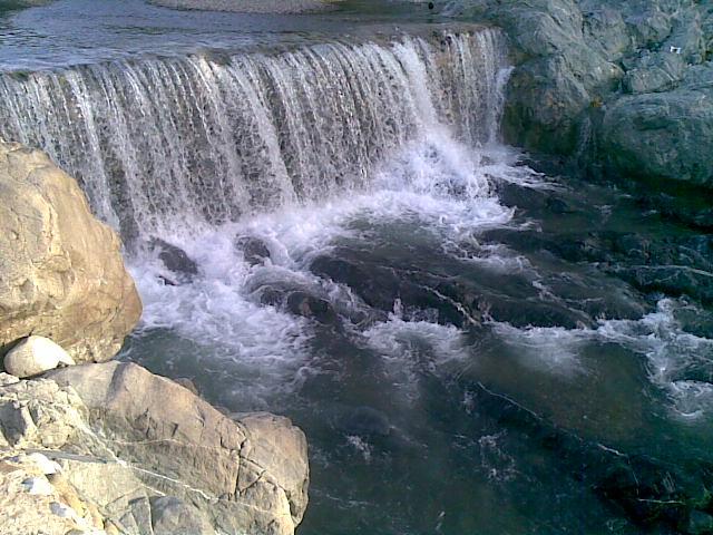 وادي الحوقين سلطنة عُمان