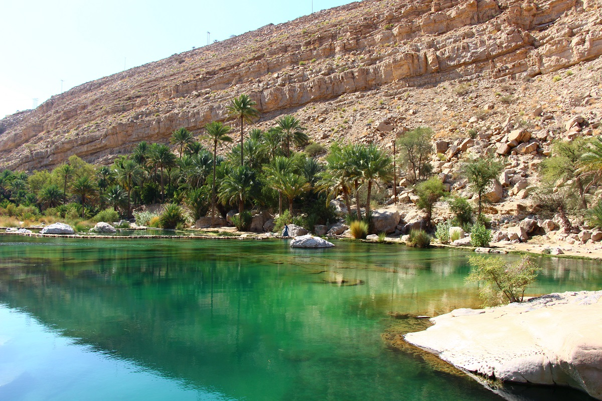 وادي بني خالد Size:528.00 Kb Dim: 1200 x 800