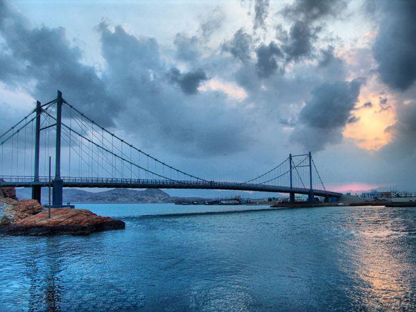 جسر خور البطح Size:107.20 Kb Dim: 600 x 450