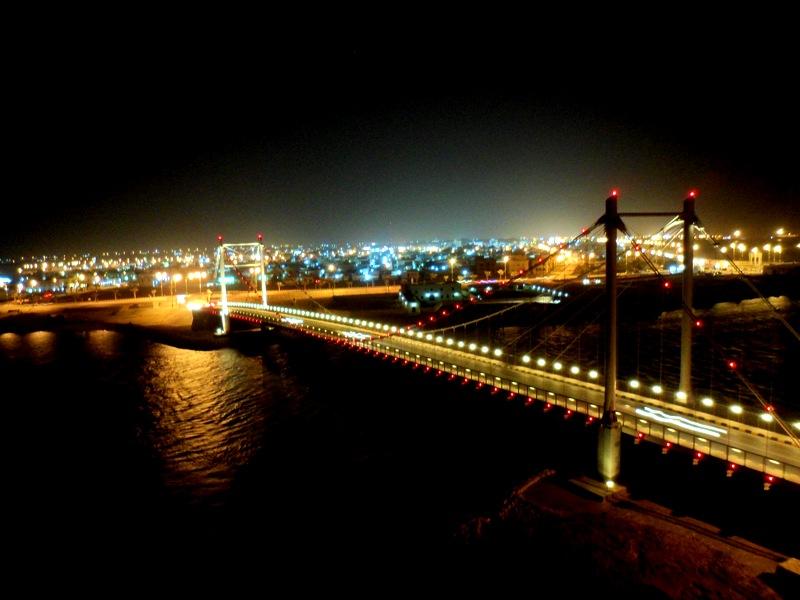 جسر خور البطح Size:123.50 Kb Dim: 800 x 600