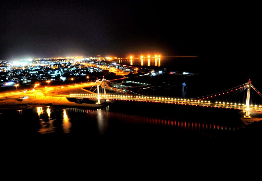 جسر خور البطح Size:194.40 Kb Dim: 1000 x 691