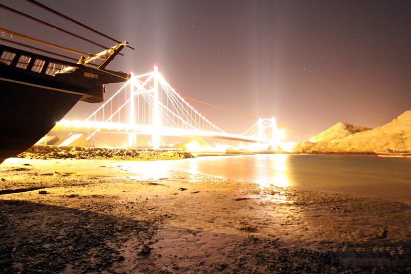 جسر خور البطح Size:204.60 Kb Dim: 800 x 533