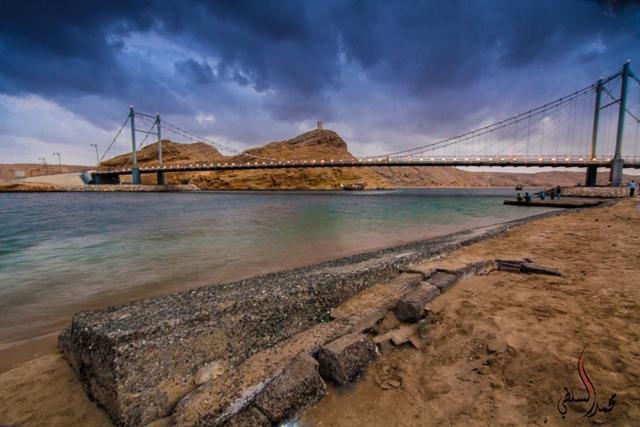 جسر خور البطح Size:43.20 Kb Dim: 640 x 427