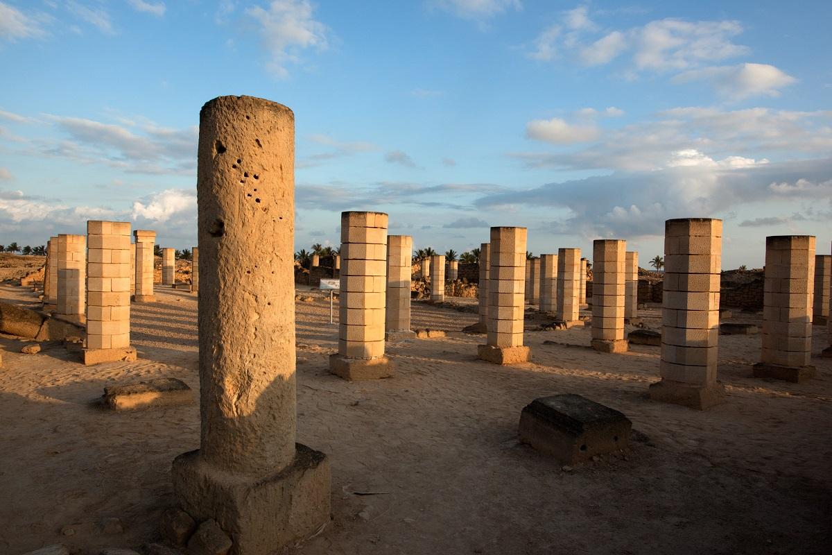 مدينة البليد الأثرية Size:337.40 Kb Dim: 1200 x 800