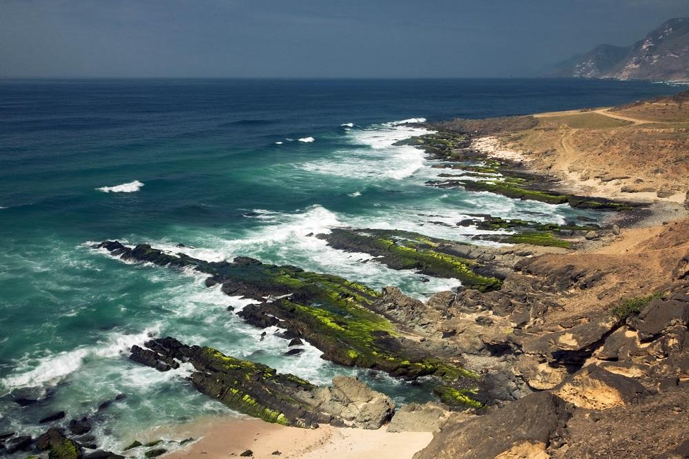 شاطئ الحوطة بولاية رخيوت Size:302.70 Kb Dim: 1000 x 666