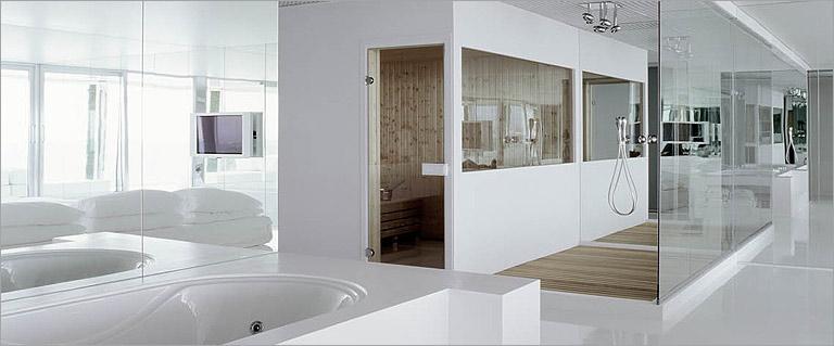 فندق تركيـا مبني الزجاج
