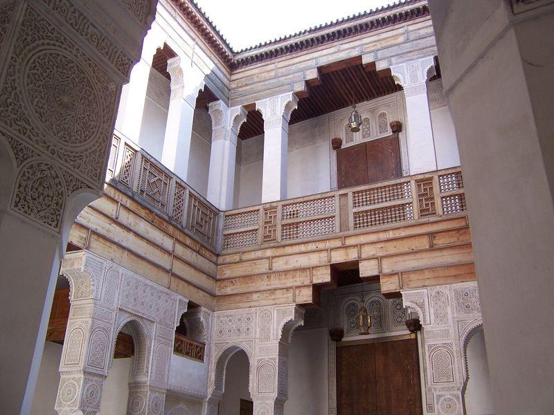 واكثر ماتشتهر المدن المغربية القديمة