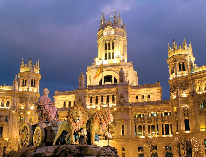 السياحة مدريد 2013 مدريد 2013