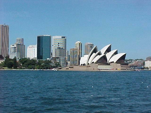 أستراليا القارة