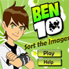 ben10 sort the images