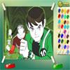 ben10 coloring game
