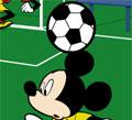 ألعاب ميكي ماوس - كرة القدم - ديزني